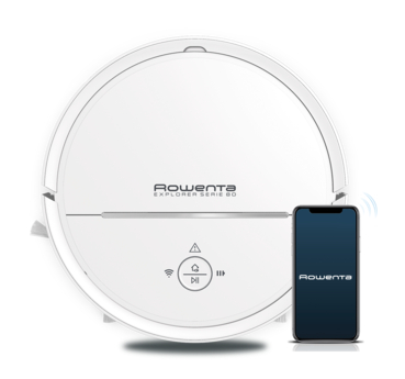 ROWENTA Explorer 80 Allergy Connect (RR7747)